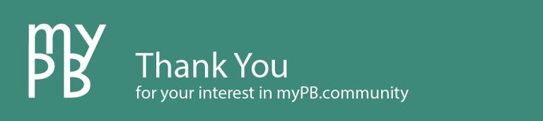 myPB mailchimp header